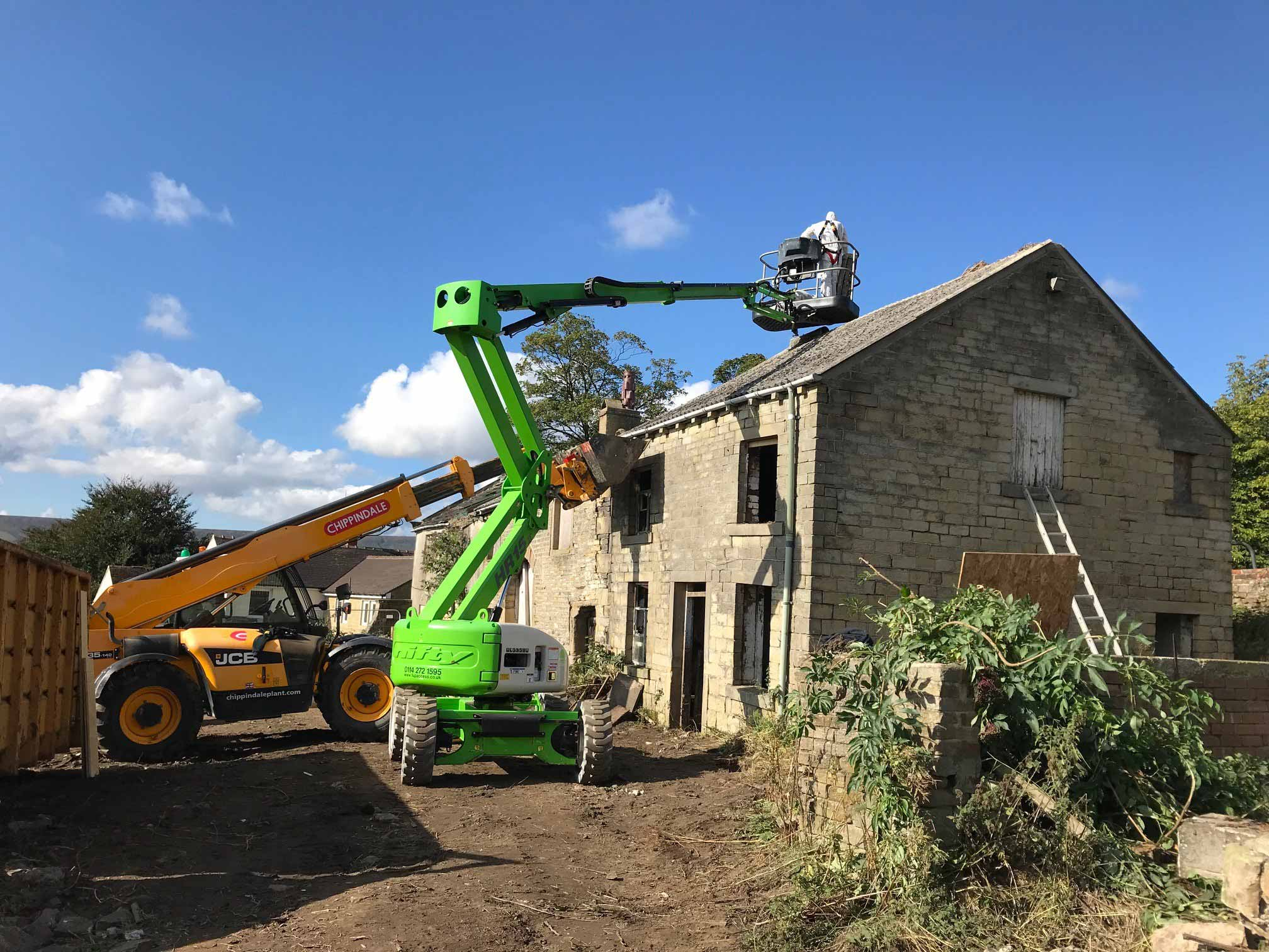 Broad Lane Farm – Start on Site